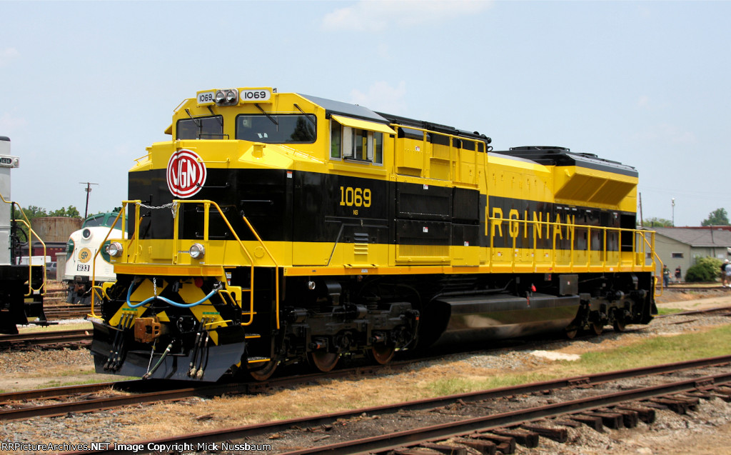 This picture is part of album: Norfolk Southern Heritage Fleet